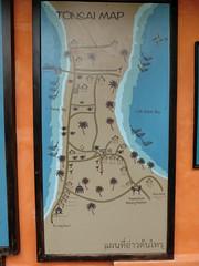 Hotel Map - Phi Phi Island Village Beach ResortKrabi, Thailand (waoxwao) Tags: thailand hotel map krabi phiphiisland      phiphiislandvillagebeachresort
