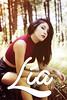 LÍA | BOOK (Cinthya Padron) Tags: sexy girl chica bad modelo queretaro bosque casual mala rockera