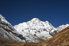 Mountain of Annapurna (Travel_Partner) Tags: himal