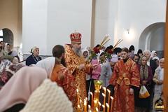 030. Patron Saints Day at the Cathedral of Svyatogorsk / Престольный праздник в соборе Святогорска