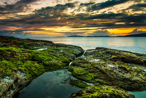 Dusk on Ring of Kerry