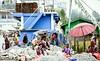 "Women at work in Tawang (Paul Nicodemus) Tags: travel people mountains rain clouds landscapes skies azure adventure journey solo odyssey assam himalayas valleys unplanned tawang natives bomdila tezpur ""westbengal"" ""arunachalpradesh"" ""bumlapass"" ""selapass"" ""paulartography"" ""paulnicodemus"