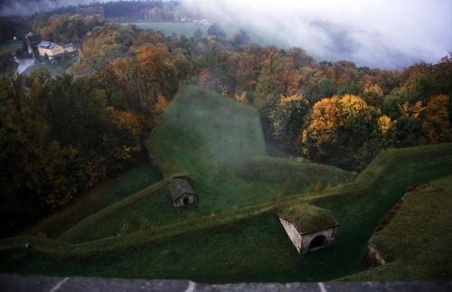"Elbsandsteingebirge (191) Festung Königstein Fleche • <a style=""font-size:0.8em;"" href=""http://www.flickr.com/photos/69570948@N04/22018516023/"" target=""_blank"">View on Flickr</a>"