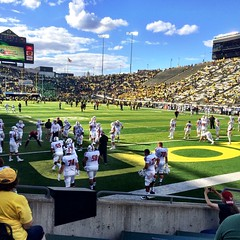 Autzen (pringle9094) Tags: football ducks autzen