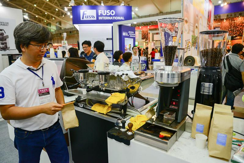 展場報報–2015台灣咖啡展(茶酒咖啡展 11.13-16)