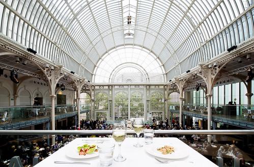 Balconies Restaurant 2015 © ROH 2015