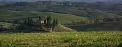 Val d'Orcia country house (Antonio Cinotti ) Tags: italy landscape nikon italia hills tuscany cypress siena toscana valdorcia cypresses paesaggio colline cipressi campagnatoscana d7100 nikon1685 valdorcia nikond7100