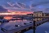 Ocaso en el puerto deportivo de Gijon (Urugallu) Tags: color luz sol canon puerto mar edificios flickr barcos asturias gijon ocaso xixon rula reflejos nuebes asturies cantabrico puertodeportivo 70d joserodriguez principadodeasturias finaldeldia urugallu