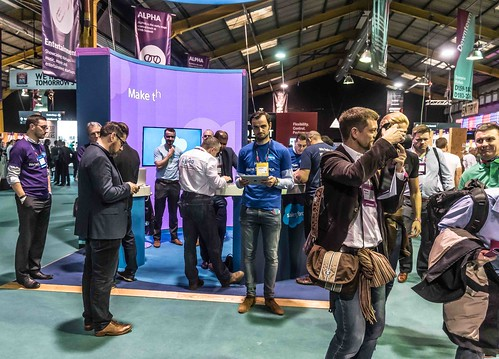 WEB SUMMIT 2015 RANDOM IMAGES [DAY ONE]-109601