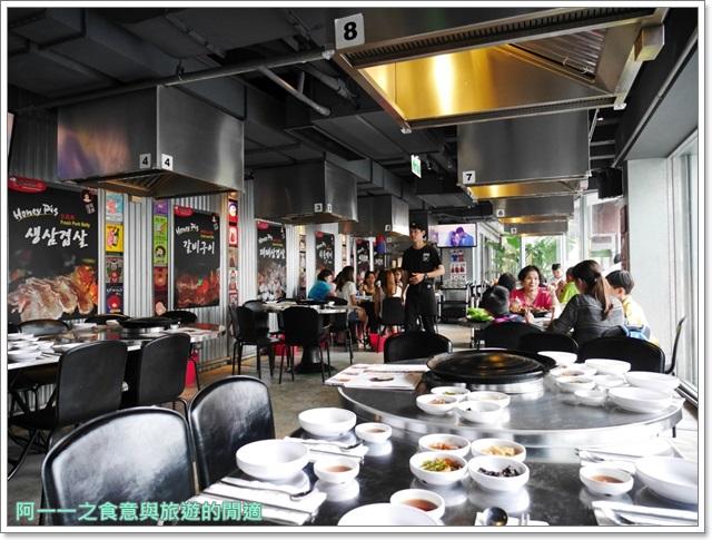 honeypig韓式烤肉.捷運台北101美食.24小時.聚餐image006