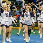 WKHS @ 4A State Cheer Qulaifier 11-14-15