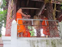 """Luang Prabang: le temple Vat  Sene Soukharam <a style=""""margin-left:10px; font-size:0.8em;"""" href=""""http://www.flickr.com/photos/127723101@N04/23761134042/"""" target=""""_blank"""">@flickr</a>"""
