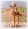 Dromadaire de Noël 🎄 Christmas dromedary (www.nathalie-chatelain-images.ch) Tags: noël christmas voeux greetings peinture painting aquarelle watercolor enfance childhood sable sand désert desert dromadaire dromedary nikon fabuleuseenfêtesf