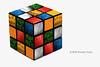 5/365 Foodix Cube (under_exp0sed) Tags: project project365 365 3652017 food creative rubix cube rubixcube squares studio macro toys