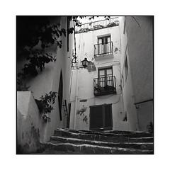 street • cadaques, catalunya • 2016 (lem's) Tags: street white windows ruelle blanche fenetres cadaques catalogne catalonia catalonya spain espagne dali zenza bronica