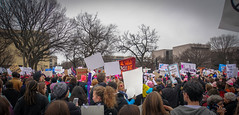 2017.01.21 Women's March Washington, DC USA 00103