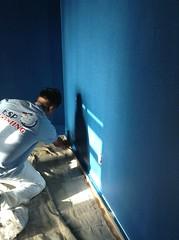 Blue-tiful Bedroom