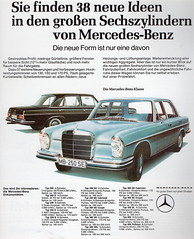 Mercedes-Benz 250SE (1965) W108 (andreboeni) Tags: classic car automobiles cars autos automobili classique voiture retro auto oldtimer klassik classico classica publicity advert advertising advertisement mercedes benz mercedesbenz 250 250se w108 sclass sclasse sklasse