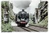 IMG_9440 (helispic) Tags: 01118 classictrain db ddm deutschesdampflokomotivmuseum germantrain historischeeisenbahnfrankfurt museumsbahn personenzug steamengine steamlocomotive steamtrain train