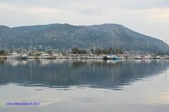 Calm waters   DSC_3667 (Chris Maroulakis) Tags: salamina island greece calm waters nikon d7000 chris maroulakis 2017