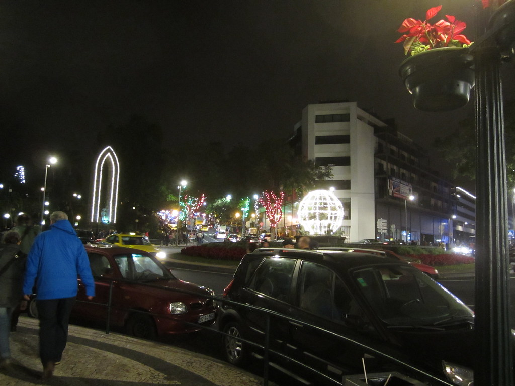 Funchal Weihnachtsbeleuchtung.The World S Best Photos Of Madeira And Weihnachtsbeleuchtung