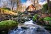Christie Mølle (huddart_martin) Tags: water river longexposure watermill stream creek norge norway bergen landscape nature rocks outdoor sonya99