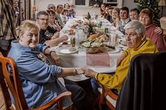 Christmas Family Dinner 2016 (pgh_shutter) Tags: nikon20mm nikonwideangle christmas2016 christmas2016pittsburgh nikon flickr 2016holidays familychristmas2016