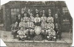 St Helens 1920's Football (Lazenby43) Tags: sthelens football soccer lancashire sport team