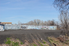 Loser, Dutch, Then, Distort, Elude, Werds (NJphotograffer) Tags: graffiti graff new jersey nj loser aids crew dutch then disto distort goa elude eluder eludes werd werds