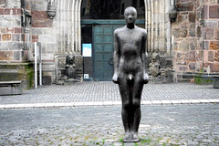 Out of the dark (KPPG) Tags: anthonygormley documenta kassel deutschland art kunst skulptur bronze sculpture germany outdoor outofthedark