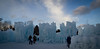 (A de Lioncourt) Tags: icecastles olympus pen kitlens ice castles lincoln nh new england hampshire blue cold winter lightroom frozen