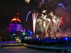 Panasonic FZ1000, Fireworks, Vieux-Port, Montréal, 7 January 2017 (16) (proacguy1) Tags: panasonicfz1000 fireworks vieuxport montréal 7january2017