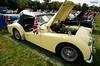 Yellow TR3 (le Brooklands) Tags: automobile britishinvasion car d7000 sigma1224mm stowe tr3 triumph vermont