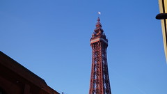 Trip to the #Seaside today.  #Blackpool #Tower #WinterGardens (GWarner4s) Tags: seaside blackpool tower wintergardens