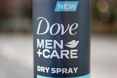 Deodorant Spray - Must Link to http://toolsofmen.com (Tools of Men) Tags: deodorant antiperspirant dove men