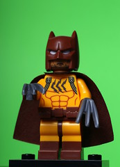 Catman (Crisp-13) Tags: lego minifigure batman movie legography catman claws claw mask