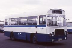 TWOC SPK121M IS SEEN AT TRIMDON GRANGE ON 2 OCTOBER 1988 (47413PART2) Tags: spk121m twoc tms lh bristollh