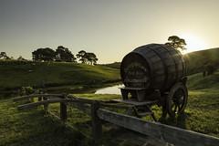 _MG_4202_Barrels (lee.45) Tags: matamata waikato newzealand nz middleearth fantasy rural landscape night thelordoftherings jrrtolkien hobbitonmoviesettours thehobbit canoneos6d canon