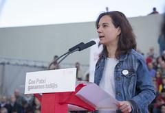 Más de 100 razones para unir al PSOE (PATXI LOPEZ) Tags: patxilópez getafe madrid secretariogeneral elecciones campaña militancia militantes