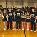 ECCC Sophomore Cheerleaders Honored Feb 2012