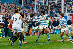 "Los Pumas vs Springboks • <a style=""font-size:0.8em;"" href=""http://www.flickr.com/photos/21603568@N02/20086808583/"" target=""_blank"">View on Flickr</a>"