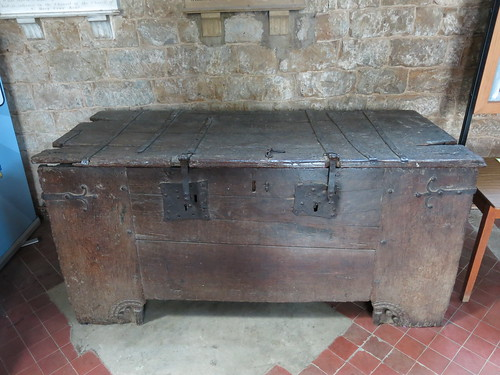 14th-century church chest