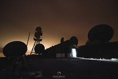 Monte Giogo - X-Files (Matteo Bertetto) Tags: italy ex radio nikon italia massa d750 monte toscana base antenne notte antenna radar nato lunga esposizione comano militare samyang lagastrello giogo