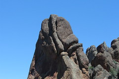 A rock with fish lips (rozoneill) Tags: california park hiking salinas national valley soledad pinnacles hollister wsweekly150