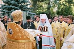 009. Consecration of the Dormition Cathedral. September 8, 2000 / Освящение Успенского собора. 8 сентября 2000 г