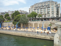 PARIS PLAGES 2014 & SAMARITAINE, France  www.meEncantaViajar.com (javierdoren) Tags: bridge summer vacation holiday paris france color praia beach relax fun puente cool sand frankreich holidays europa europe estate areia sommer sable frana sunny playa ponte arena paseo bikini promenade verano pont vero frankrijk relaxation t brcke prizs stroll francia plage spiaggia ocio parijs stranden swimwear bikinis descanso platja pars relajo sommar lafrance parigi samaritaine passeggiata soleado pary beachwear strnde franzen strandje pariz relajacin vacacin parisplages esto ropadebao ropadeplaya playasdeparis paris2014 parisplages2014 paris14
