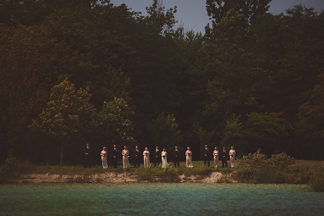 Tiffany & Derek // Traditional Fun Wedding // Sarnia, Ontario