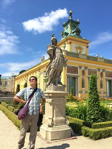 華沙皇宮博物館