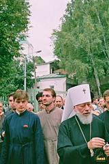 102. Consecration of the Dormition Cathedral. September 8, 2000 / Освящение Успенского собора. 8 сентября 2000 г