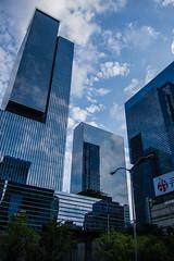 (seua_yai) Tags: city bridge urban building architecture design asia korea seoul southkorea korea2015 koreaseoul2015